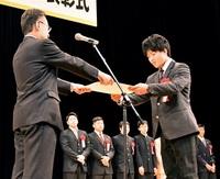 茨城国体選手ら 健闘たたえ合う 福井で表彰式