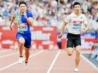 24歳、目指すは「決勝」 陸上男子100メートル 自己記録9.98 桐生と小池 東京ライバル物語(2)