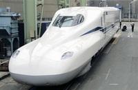 「N700S」快適さ体感を 7月投入 JR東海が初号車公開