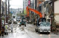 九州豪雨、特定非常災害に指定へ