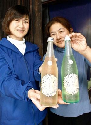 女性向け日本酒、目指すは桜復活
