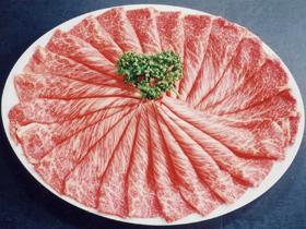 しゃぶしゃぶに最適な肉を厳選。食べ放題も人気