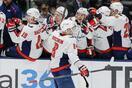 NHL、キャピタルズ首位ターン