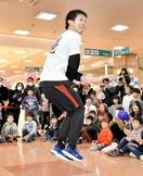 福井出身29歳、縄跳びのプロに