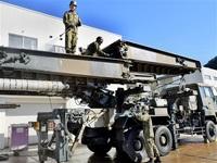 県内唯一、陸自・鯖江駐屯地、第372施設中隊 進路を開く専門集団 自衛隊とふくい(2)
