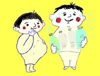 """""""赤ちゃん返り""""のパパへ(上) 妊娠、出産 大変さ理解を 助産師あこさんのコウノトリのつぶやき(13)"""