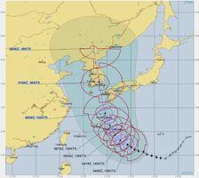 号 台風 の 動き 10