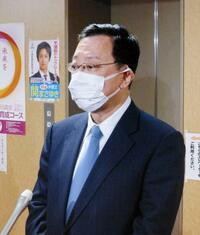 福岡知事選、元国交省局長が断念