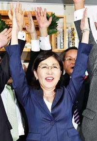 稲田朋美氏「初心に戻って」前進