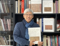 Textiles from Dunhuangの書籍シリーズがZhao Feng教授主導の15年にわたる世界的協力を明らかに