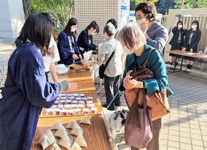 東京の高校生発、池田町の味が大ウケ