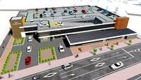300台駐車場 にぎわい期待 JR芦原温泉駅西口 現地で起工式 あわら市 つながる北陸新幹線