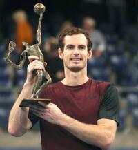 男子テニス、マリーが復活優勝