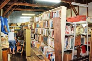 戦争史料など約2万点を収蔵している「ゆきのした史料館」=福井県坂井市