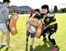 鯖江市民スポーツの日、家族で満喫
