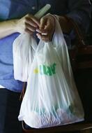 レジ袋有料義務化に向け実証実験