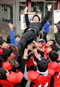 """730人 待望の""""春"""" 福井大、県立大が合格発表 前期日程 前期日程合格者数"""