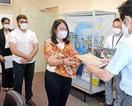 福井離れるALT県友好大使に委嘱 31人、母国…