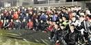 全国高校サッカー丸岡、安定の守備