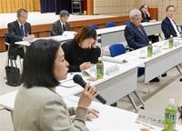 県民巻き込む戦略を 県長期ビジョン推進懇 委員提言