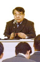 データ分析、経営左右 福井 日本総研・寺島会長…