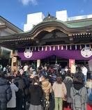 平成最後の初詣、願い込め長い列