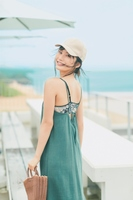 講談社『with』7月号でファッションモデルデビューする小倉優香(C)三瓶康友