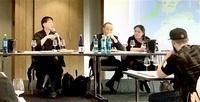 ソムリエに日本酒講義 ドイツで久保・一本義社長ら 多様料理と好相性力説