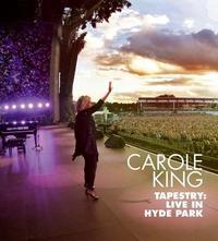 キャロル・キング『つづれおり:ライヴ・イン・ハイド・パーク』 あの不朽の名盤をライヴで完全再現