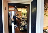 蔵の中の喫茶店 蔵の辻県外客が褒める 店をともす灯_越前市残す道続く道(6)