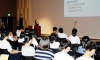 薬学の道 進学考えて 福井 高校生向けセミナー