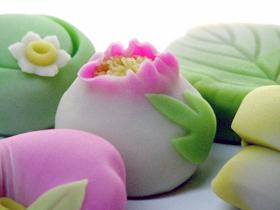 贈り物からお茶席用の上生菓子までそろう大野の和菓子店