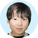 越前市大虫小4年 小原 大雅君 プロ野球選手に…