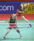 バド女子複の決勝は日本勢対決