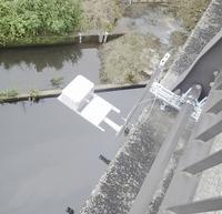 洪水備え低価格簡易水位計設置へ