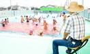 福井市、市民協力でプール開放