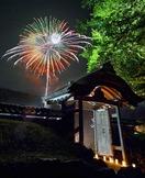 全国一斉花火、福井県の夜空にも咲く