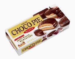 ロッテが自主回収を発表した「チョコパイ 6個入り」