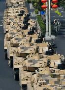 中国、3週連続軍事パレード演習