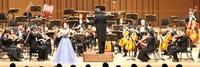 フルートやピアノ1400人を魅了 県立音楽堂