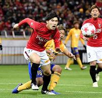 プロ1年目で夢かなえる 浦和の橋岡、ピッチに活力 スポーツランド