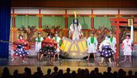 ロシア・サハリンで歌舞伎初披露