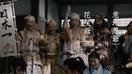 三太郎の授業参観に初めて4人のお爺さんが勢ぞろい…
