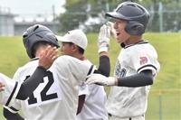 【写真】高校野球・武生工業―福井商業