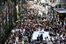 香港で再び大規模デモ、強制排除