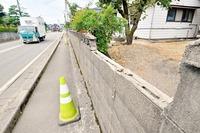 福井県坂井市で震度5弱、13人けが