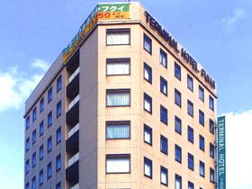 福井駅より徒歩1分。リーズナブルで快適なホテル。