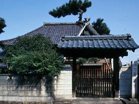 戦国時代の朝倉氏ゆかりの寺