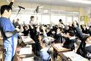 敦賀の児童原作の認知症映画撮影