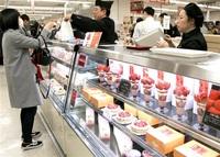 総菜やスイーツ福井の味ずらり 西武福井店でフェア